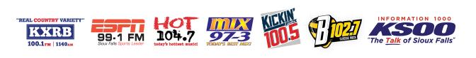 Sioux Falls radio stations